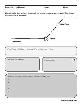 Outsiders Novel- companion worksheets