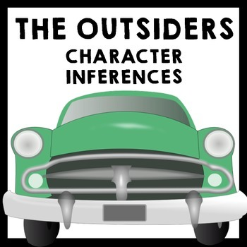 Outsiders - Who is Ponyboy? Character Inferences & Analysis