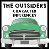 Outsiders - Character Inferences & Analysis