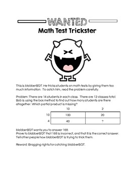 Outsmart These Tricksters on Math Tests