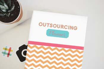 Outsourcing Planner (Letter-Sized)