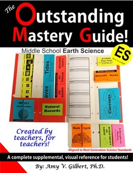 Outstanding Mastery Guide - 6th Grade - Earth Science