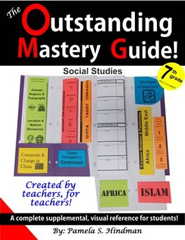 Outstanding Mastery Guide - 7th Grade Social Studies