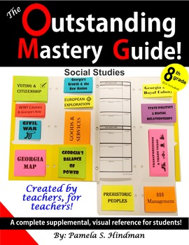 Outstanding Mastery Guide - 8th Grade Social Studies