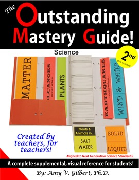 Outstanding Mastery Guide - Science - 2nd Grade