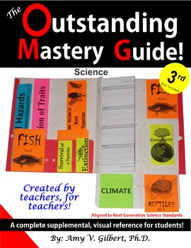 Outstanding Mastery Guide - Science - 3rd Grade