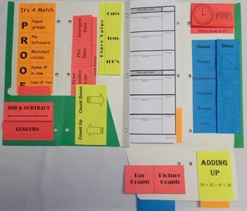 Outstanding Math Guide (OMG) 2nd Grade