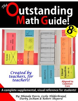 Outstanding Math Guide (OMG) 8th Grade