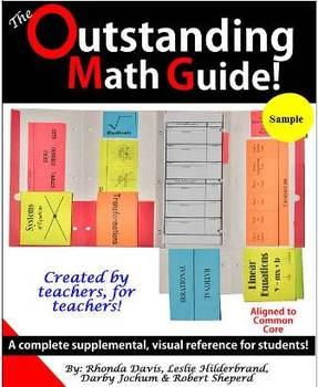outstanding math guide omg sample file by robert sheperd tpt rh teacherspayteachers com Math Guide 4th Grade Sheet Missile Guided Math