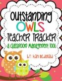 Outstanding Owls Teacher Tracker: A Classroom Management Tool