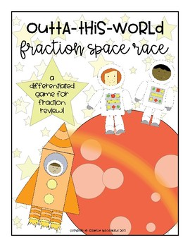 Outta-This-World Fraction Space Race Games