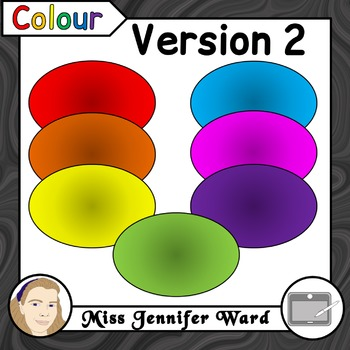 Oval Clipart