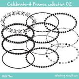 Oval Frames - Many designs