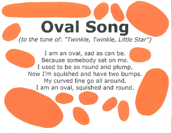 Oval Song