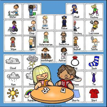 Over 1,000 English Vocabulary Flash Cards for ESL, ELL, Special Ed, Homeschool