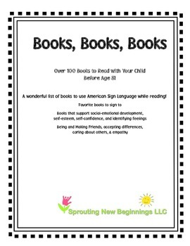 100 Plus Books to Read Before Age 8