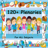 Over 120 Plenary Ideas