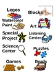 Over 125 Elementary Room Labels - environmental print galore!
