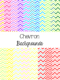 Over 15 Bright Chevron Backgrounds