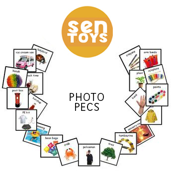 Over 1500 Printable Photo PECS Cards. Digital JPEG Images. Autism Speech Therapy