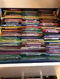 Over 260 File Folder Game Super Package Deal! Preschool - 4th Grade