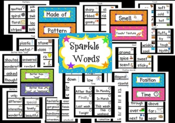 30+ Writing Mini Lessons to Build Vocabulary {Includes a Bulletin Board Set}