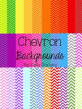 Over 40 Chevron Backgrounds
