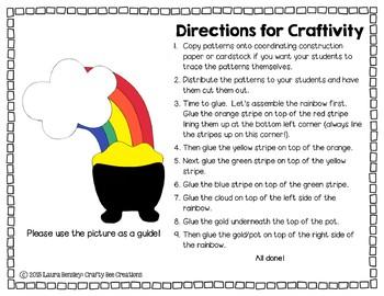 Rainbow Craft {Over the Rainbow}