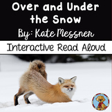 Over and Under Interactive Read Aloud