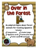 Over in the Forest - Song for Exploring Dynamics