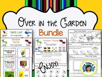 Over in the Garden Bundle