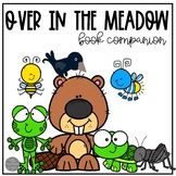 Over in the Meadow Book Companion for Spring