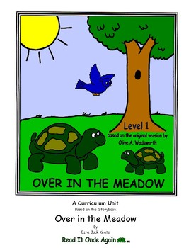 Over in the Meadow Level 1 Digital Version