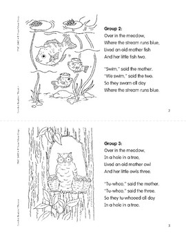 Over in the Meadow (Leveled Readers' Theater, Grade 2)