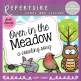 Over in the Meadow - a counting song