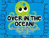 Over in the Ocean {Common Core Math and Language Arts Centers & Activities}