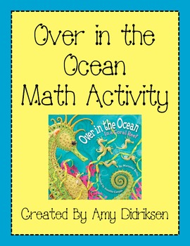 Over in the Ocean Math Activity