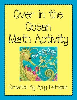Over in the Ocean Math Activity