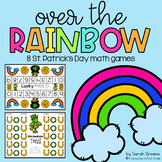 Over the Rainbow! {8 St. Patrick's Day math games & activities}