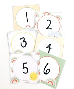 Over the Rainbow Classroom Theme and Decor Pack