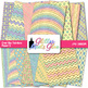 Rainbow Pastel Paper | Scrapbook Backgrounds for Task Cards & Classroom Decor