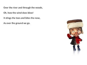 Over the River and Through The Woods PPT