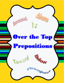 Over the Top Prepositions