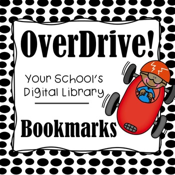 OverDrive Digital Library Bookmarks