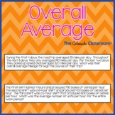 Overall Average
