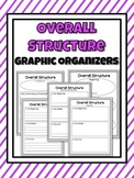Overall Structure Graphic Organizers
