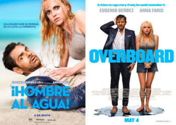 Overboard Movie Guide Questions in ENGLISH & SPANISH | Eugenio Derbez