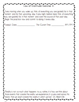 Anxiety Solution Writing Prompt Workbook