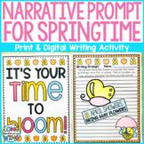 Springtime Writing Prompt