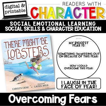 Overcoming Fear - Character Education | Social Emotional Learning SEL